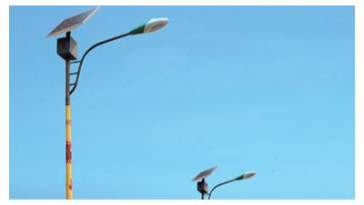 太阳能路灯的几个缺点,你了解是多少?