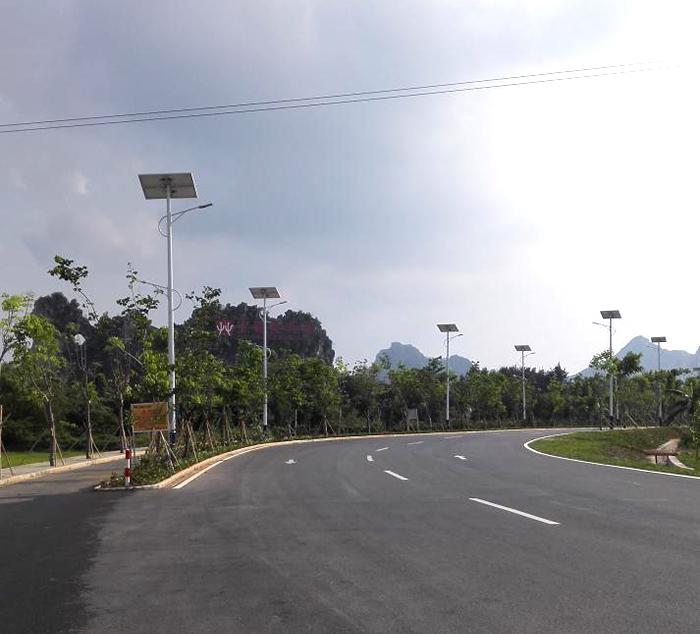市政太阳能路灯 太阳能路灯定制 南德太阳能灯饰有限公司