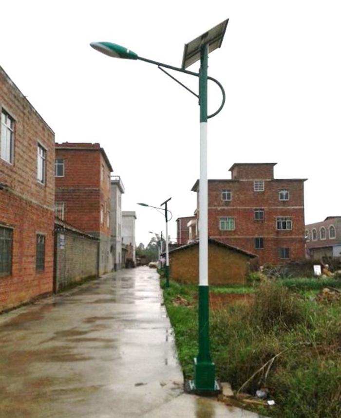 广西太阳能路灯 农村太阳能路灯 南德太阳能灯饰有限公司