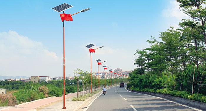 太阳能路灯_led太阳能路灯_太阳能路灯厂家