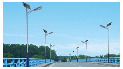 太阳能路灯厂家教你怎样选择6米太阳能路灯