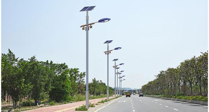太阳能路灯_太阳能led路灯_太阳能路灯多少瓦