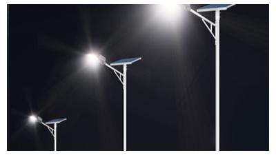 太阳能路灯安裝高度在多长适合?