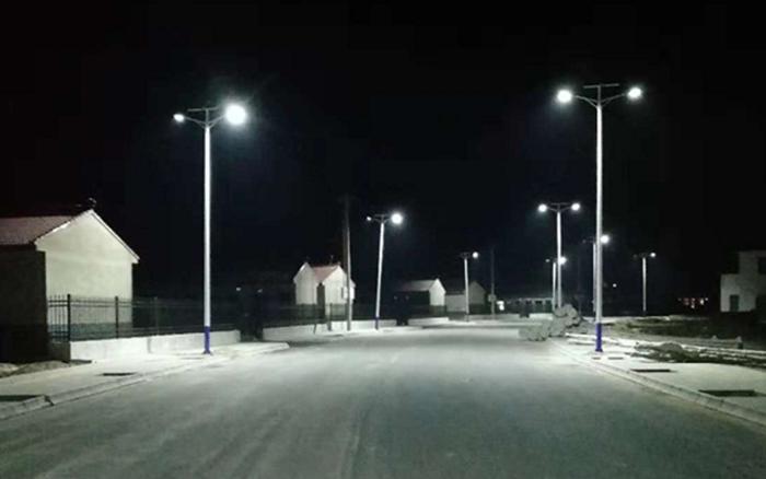 太阳能路灯 太阳能路灯厂家 南德