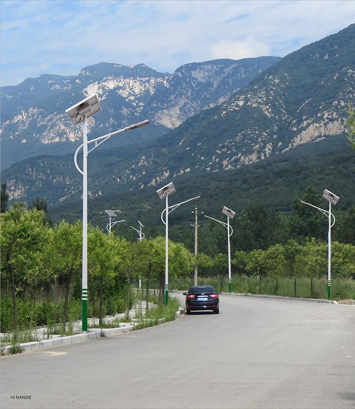 太阳能路灯_太阳能路灯价格_南德太阳能灯饰有限公司