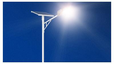 针对太阳能led路灯的配备一定是要有效适合