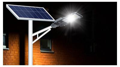 太阳能LED路灯——环境保护又节能!