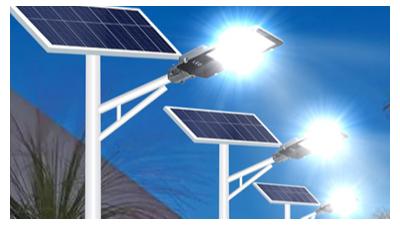 乡村太阳能路灯安装时碰到高压线该如何处理?