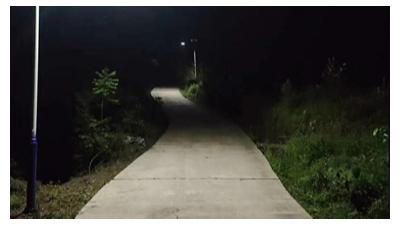 新农村太阳能路灯的好处