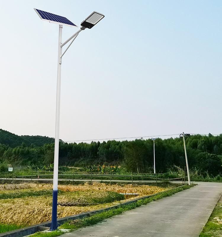 新农村太阳能路灯_6米太阳能路灯_太阳能路灯生产厂家