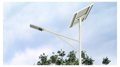 乡村太阳能路灯在新农村安裝是简易又便捷多了