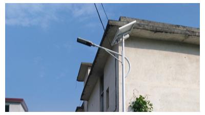 太阳能路灯——为城市乡村建设保驾护航