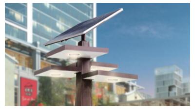 解决城市能源问题!——南德太阳能路灯城市节能的好帮手