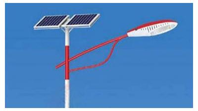 农村太阳能路灯拥有更高的营销推广销售市场