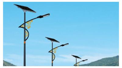 常常给太阳能路灯做检查,能够增加使用期限