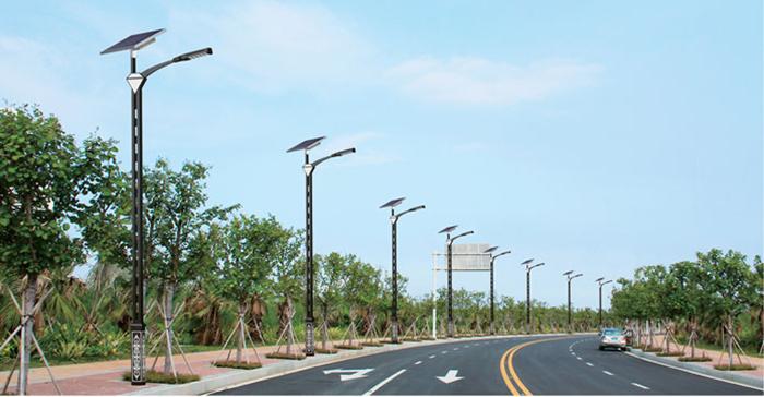 太阳能路灯_太阳能led路灯_太阳能路灯多少钱