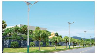 始建不久的广东太阳能路灯厂家理应怎样进步呢?