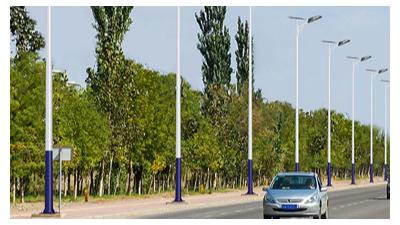 挑选农村太阳能路灯生产厂家要还记得这两个方面