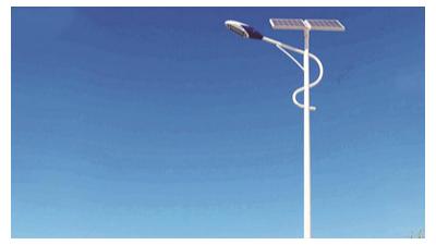 新农村太阳能路灯一般多少钱一套?