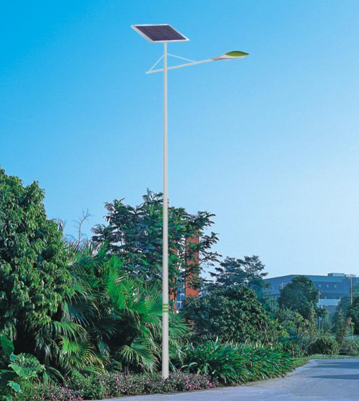 太阳能路灯 7米40W太阳能路灯 南德太阳能灯饰有限公司