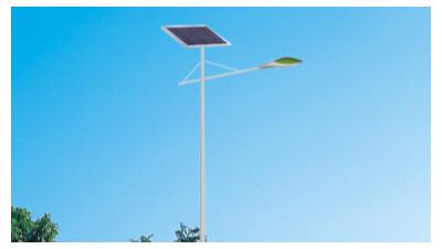 太阳能路灯电池板如何安装,学会这四点非常容易