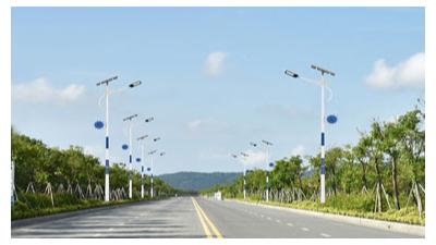 新农村太阳能路灯的现况
