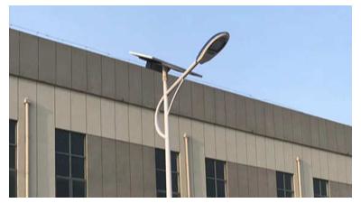 南德太阳能路灯的优点和参数