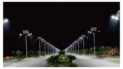"""南德太阳能路灯进农村为什么老百姓却不乐意,老农说出""""实情"""""""