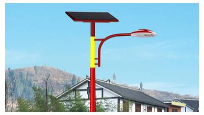 新农村太阳能路灯的出現促使销售市场拥有全新升级的挑选