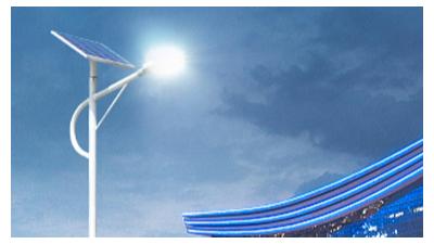 太阳能路灯应用成本费相比一般的路灯来是低了许多的