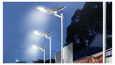 太阳能路灯选用已走在路上经常可以看到