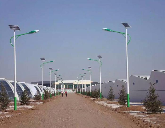 LED太阳能路灯 太阳能道路灯 中山南德太阳能