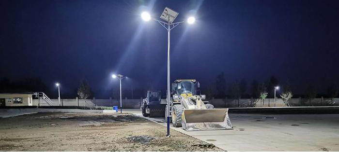 LED太阳能路灯_太阳能路灯厂家选南德_太阳能路灯价格及图片