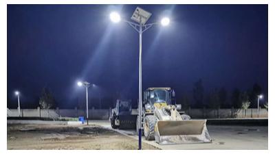 厂家的太阳能路灯价格及图片信息会失真么?