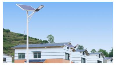 怎样提升太阳能路灯的工作中可靠性
