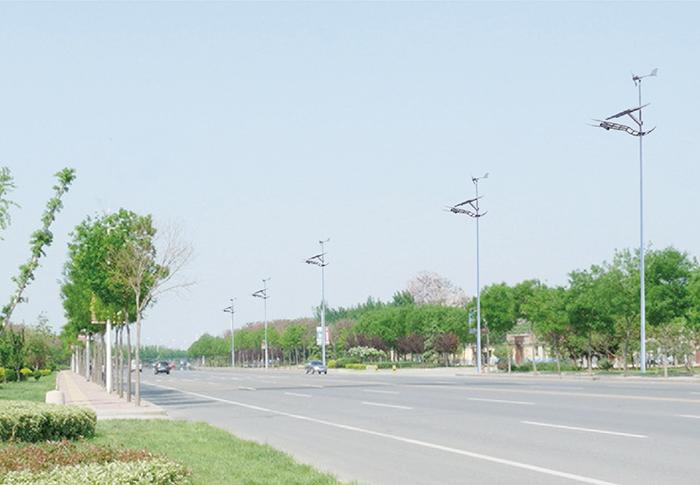 太阳能风光互补路灯_风能太阳能路灯_路灯太阳能价格