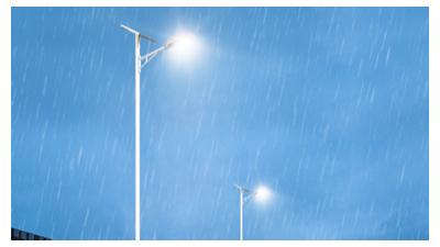 锂电太阳能路灯与常规太阳能路灯的区别