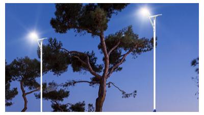 如何判断太阳能路灯光源的品质,看准这3方面