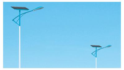 太阳能路灯的展现恰好解决了农村路灯照明的难点