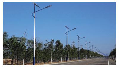 新农村太阳能路灯使拆换成本费减少