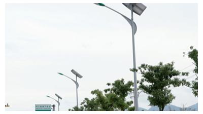太阳能路灯一般多少钱?配件决定价格