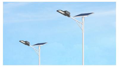 新农村太阳能路灯许多地区都接连不断的安裝到了