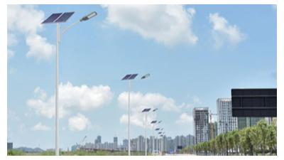 太阳能led路灯周期短?真正原因就是你不懂购买太阳能路灯和应用