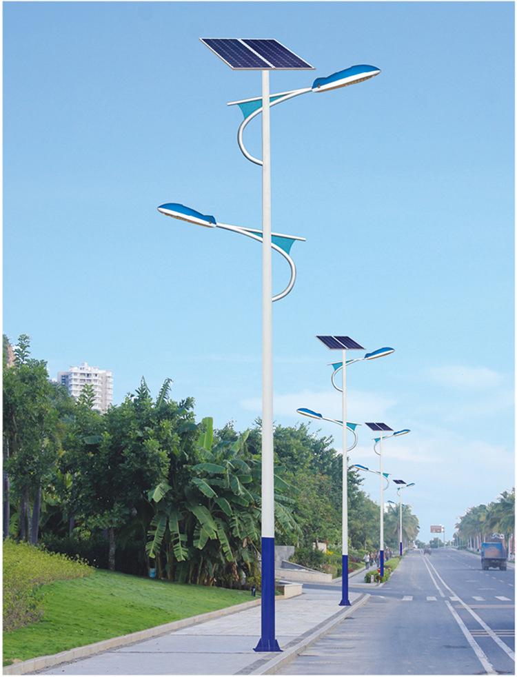 太阳能路灯价格_双头太阳能路灯_太阳能路灯生产厂家