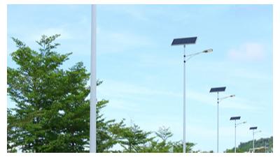 太阳能led路灯的安装基本和埋件的基本是啥?