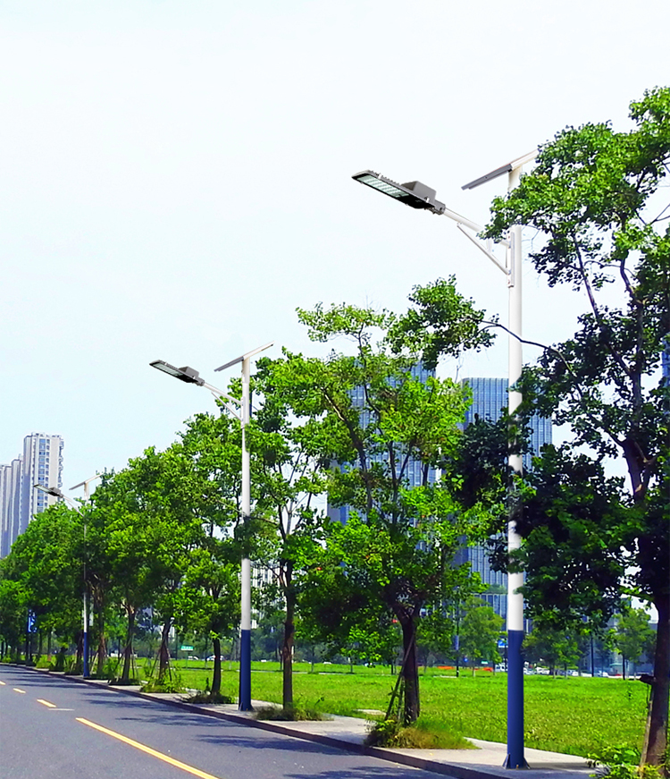 LED太阳能路灯_南德太阳能路灯_中山市太阳能路灯生产厂家