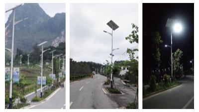 太阳能的高效利用产品——300瓦太阳能路灯