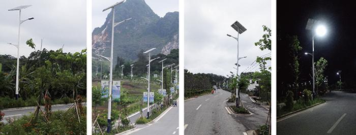 300瓦太阳能路灯 LED太阳能路灯 南德太阳能