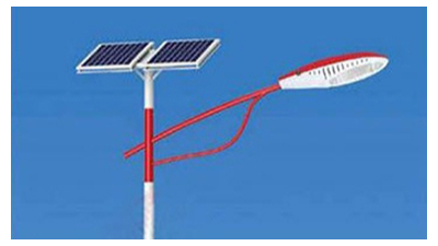 led太阳能路灯已变成亮化工程路灯领域的智能化挑选