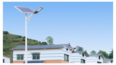 太阳能led路灯评定照明灯具出光品质好坏的基准线